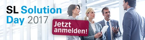 SL Solution Day Luzern Radisson Blu – 19. September 2017
