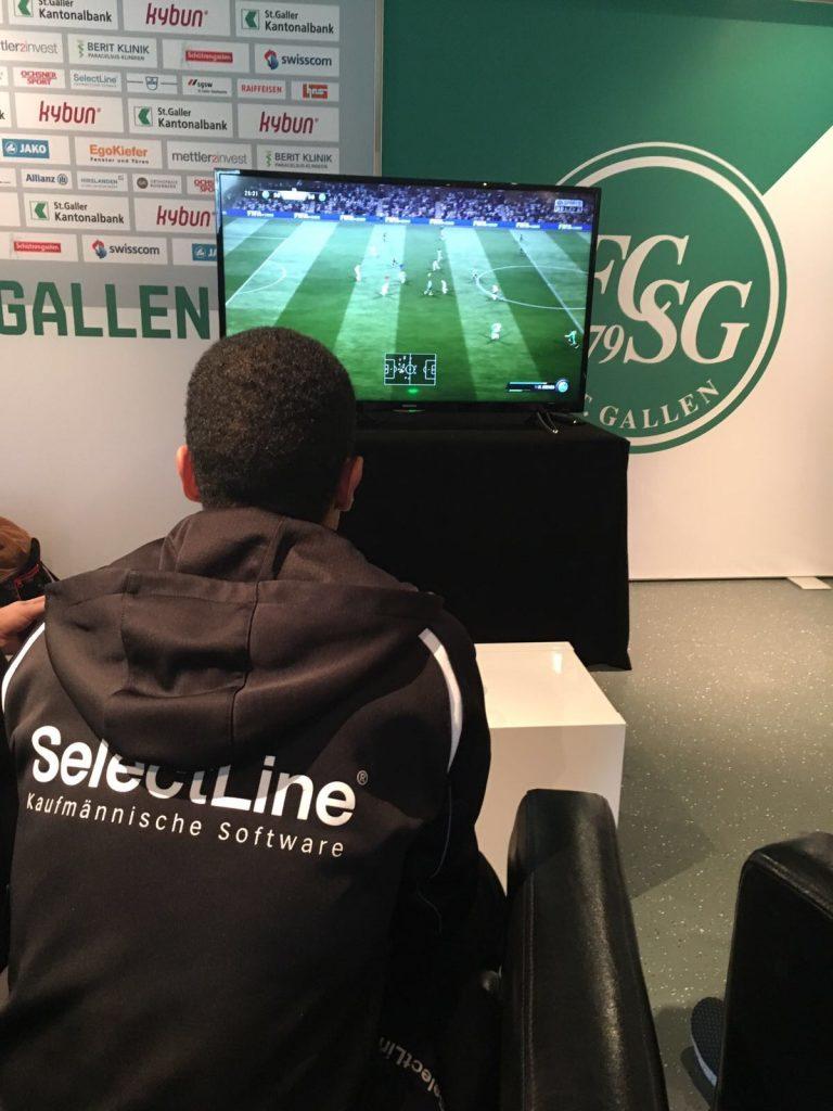 Team SelectLine